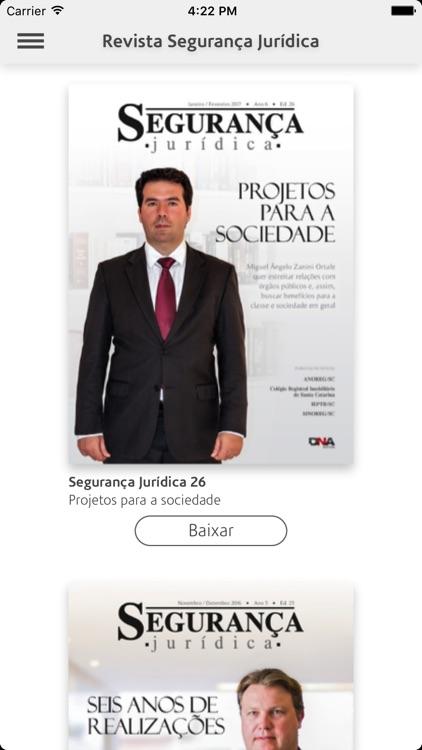 Revista Segurança Jurídica