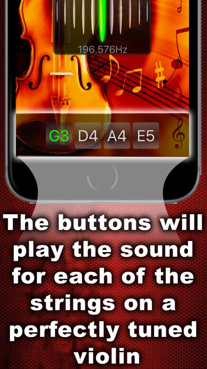 Easy Violin Tuner screenshot-2