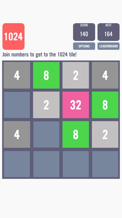 2048 1024 Addictive Fun With Join Numbers screenshot-0
