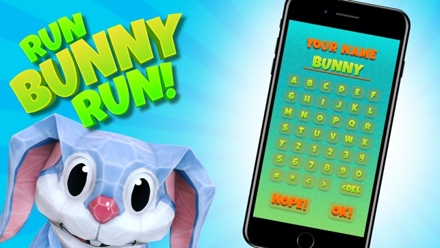 ‎Run Bunny Run! Screenshot
