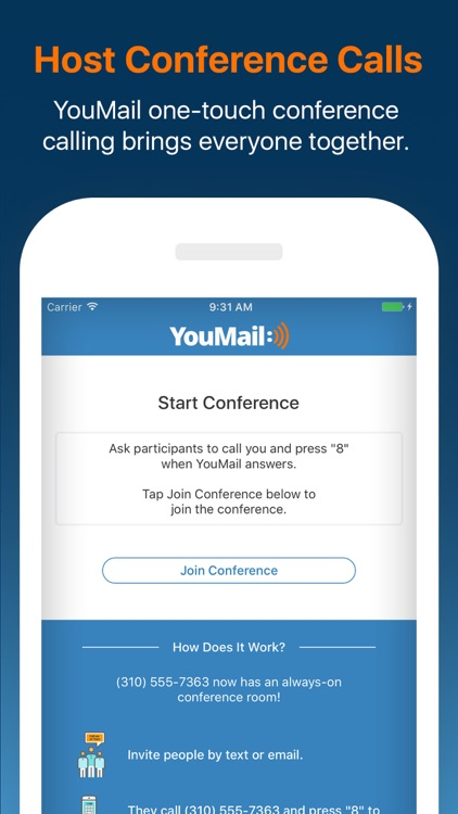 YouMail: Visual Voicemail Replacement screenshot-4