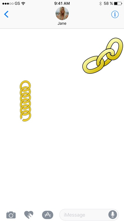 Chains Sticker Pack