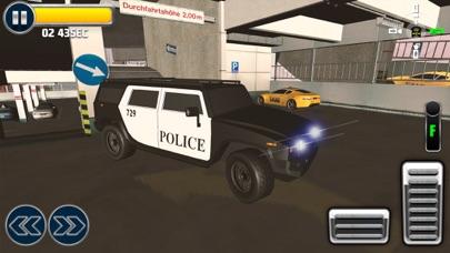 複数階警察の駐車場の運転手シミュレータのおすすめ画像2