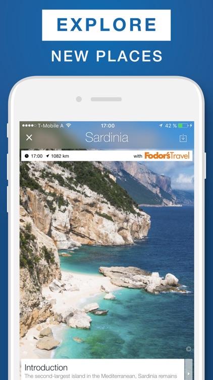 Sardinia - Travel Guide & Offline Map