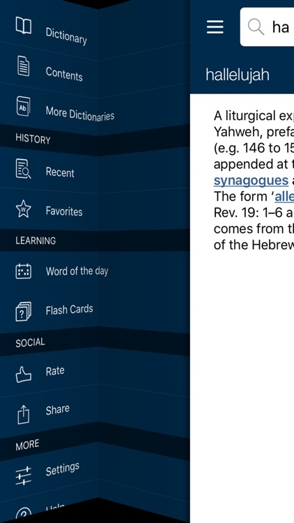 Oxford Dictionary of the Bible 2016 screenshot-3