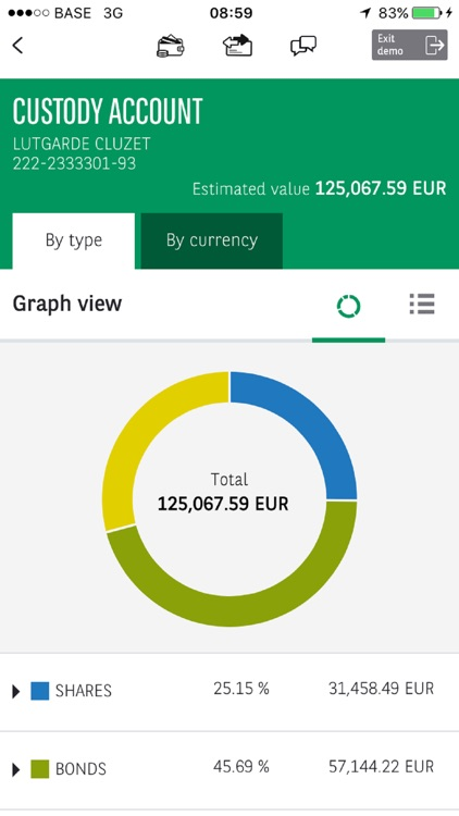 Easy Banking for smartphone screenshot-4