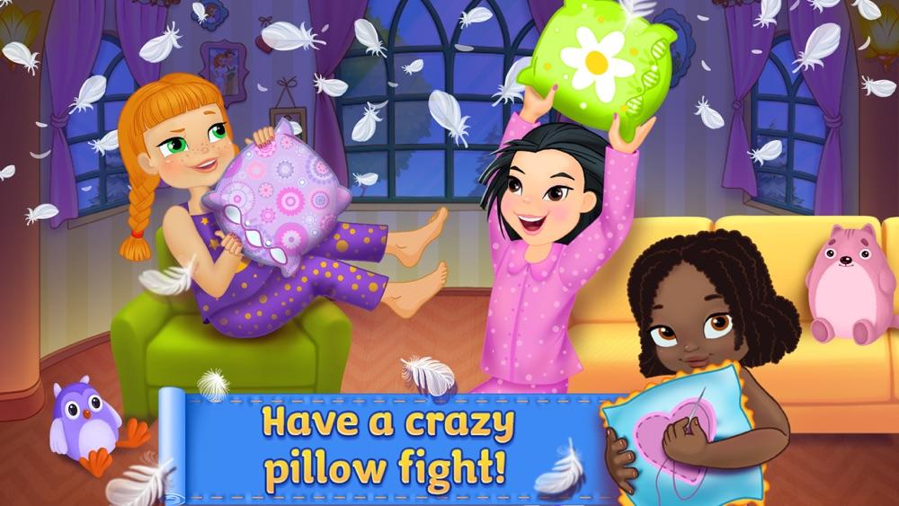 PJ Party Girl Sleepover