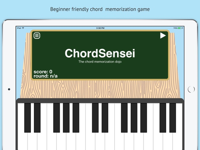 Chordsensei Memorize Piano Chords Music Theory On The App Store