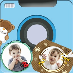 Baby Photo Frames & Kids Photo Editor