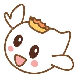Cute Ghost Animated Emoji Stickers