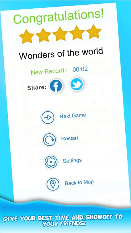 Goober Word Search screenshot-3
