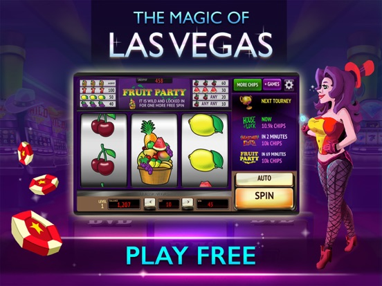Casino Magic - Super Classic Slots-ipad-0