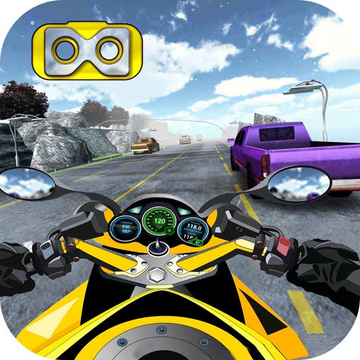 VR Drift MotorBike Racing : Extreme Stunt Rider 3D icon