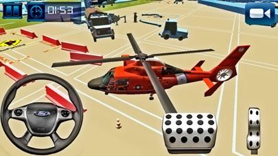 ヘリコプター駐車シミュレーションゲーム2017のおすすめ画像3