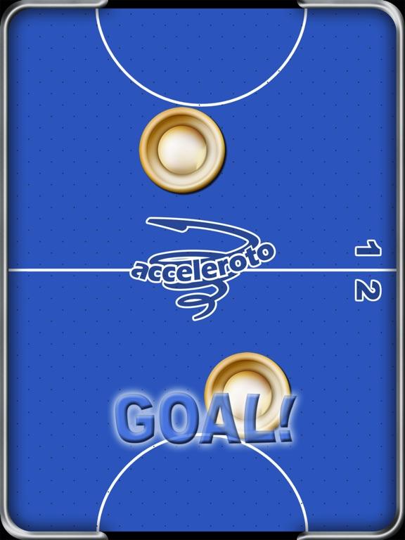 Воздушный Хоккей Золотая Скриншоты10