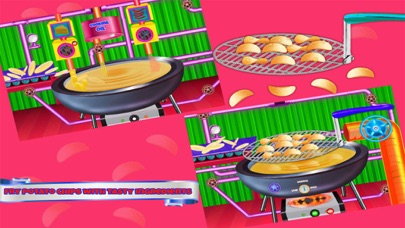 Chips Factory Cooking Games screenshot three