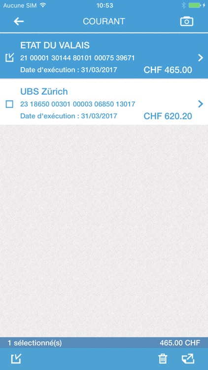 SmartID Pay - Inpayment slip