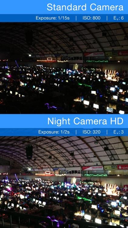 Night Camera HD screenshot-4