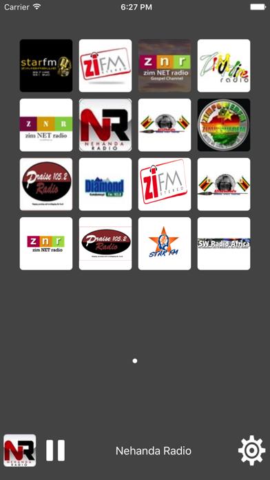 Radio Zimbabwe - All Radio Stations screenshot one