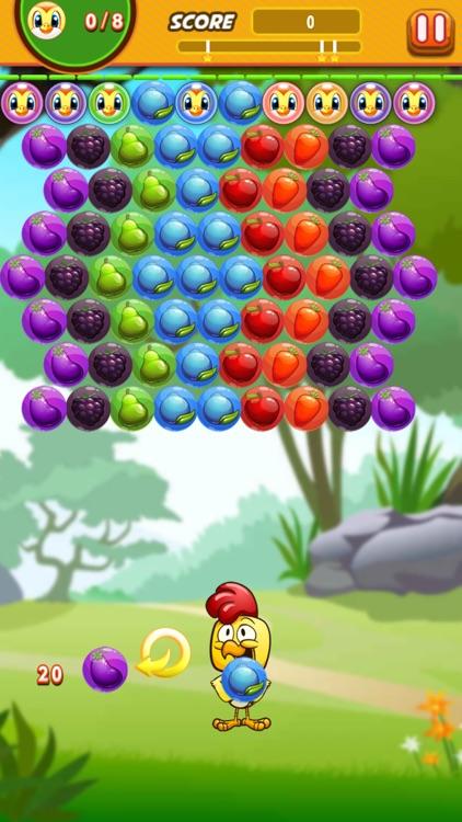 Bubble Farm Rescue screenshot-4