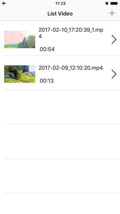 vizoEdit - The simplest video editing tool