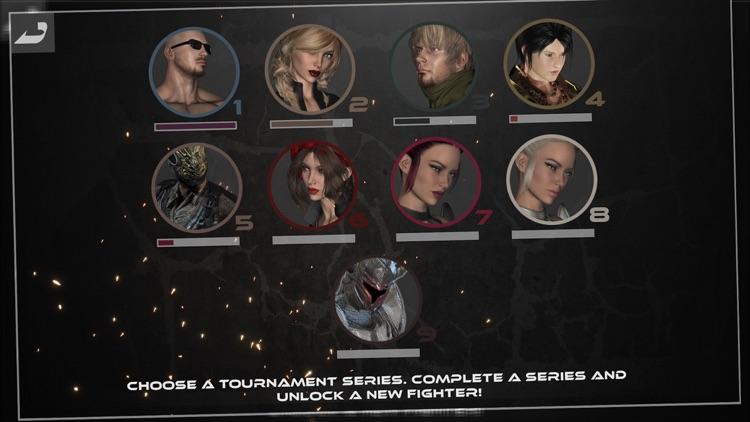 Beyond Fighting 3 screenshot-4
