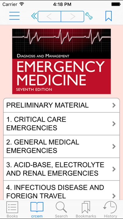 Emergency Medicine Diag & Mang screenshot-0