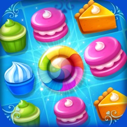 Cupcake Match 3 Mania