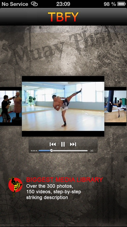 Thai Boxing For You: Fight, Self Defense System screenshot-2