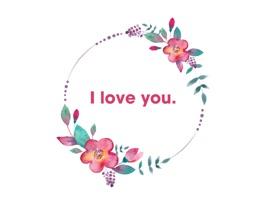 Love sticker 2 - valentine stickers pack