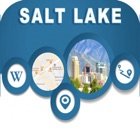 Salt Lake City UT USA Offline City Maps Navigation icon