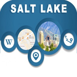 Salt Lake City UT USA Offline City Maps Navigation