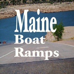 Maine: Salt Water Boat Ramps