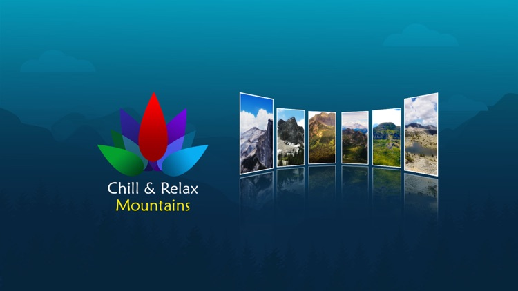Chill & Relax Mountains Clouds HD Video