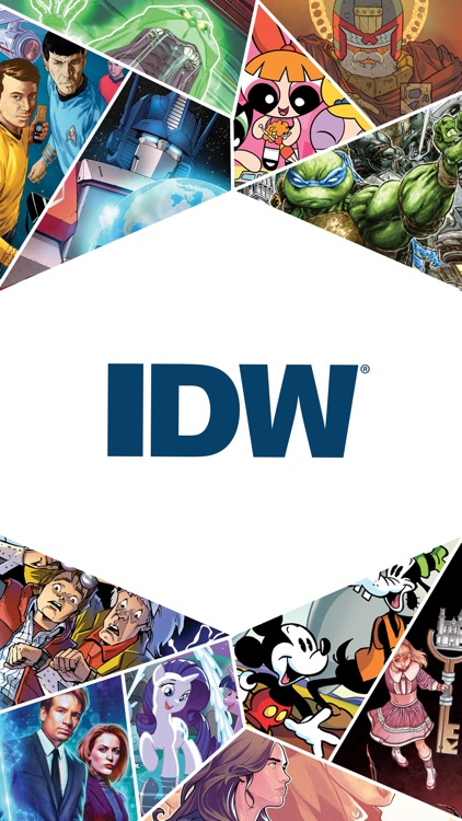 IDW Comics screenshot-0