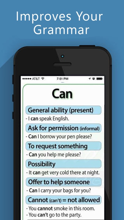 Learn English Grammar - Learn Tenses screenshot-3