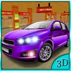 Car Drive attraverso il supermercato - simulatore icon