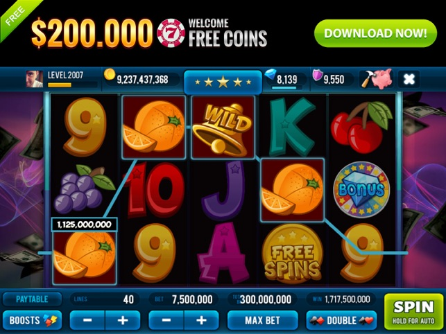 Jackpot Spin-Win Slots Screenshot