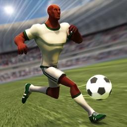 Soccer Star Football Run
