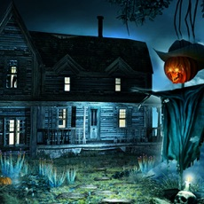 Activities of Escape Game Halloween Cementry 2
