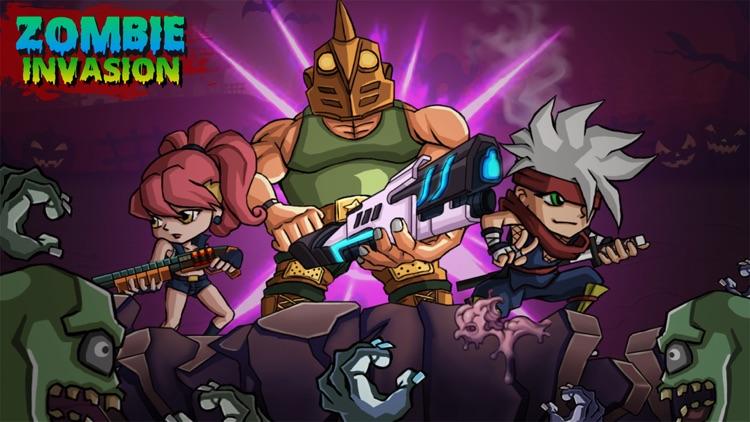 Zombie Invasion 1.0 screenshot-3