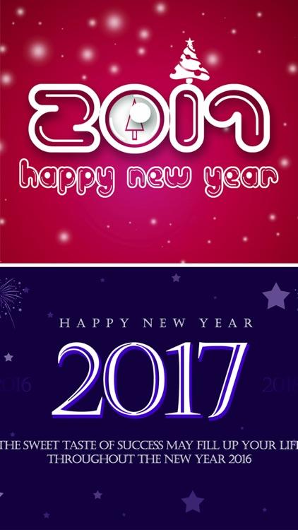 Happy New Year 2017 Wallpapers & Countdown Clock screenshot-4