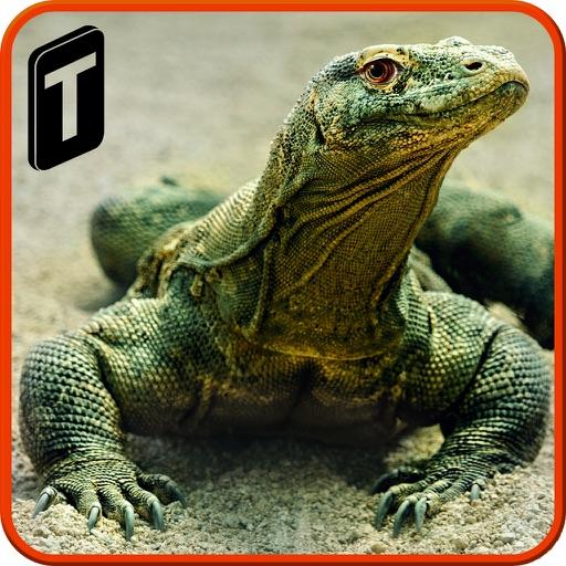 Komodo Dragon Rampage