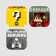 Servers Skins & Mods for Minecraft PE & PC ( Pocket Edition)