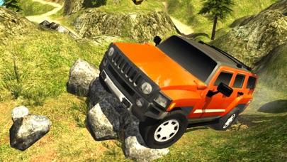 越野4x4吉普山攀登驾驶模拟器 App 截图