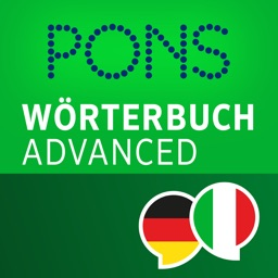 Dictionary Italian - German ADVANCED by PONS