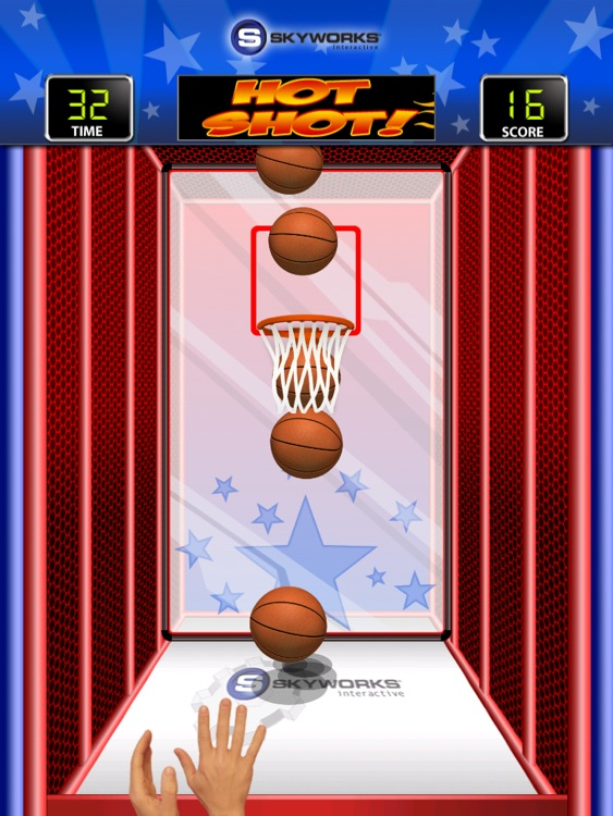Arcade Hoops Basketball™ HD Lite