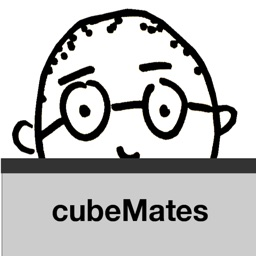 cubeMates sticker pack