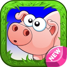 Activities of Amazing farm animals jigsaw puzzle for toddlers