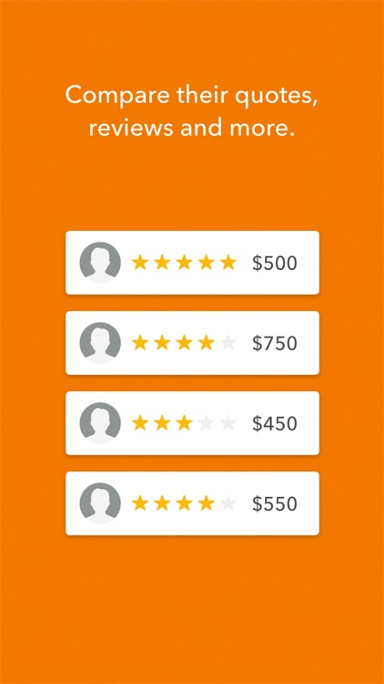 Thumbtack - Hire pros for absolutely everything screenshot-3